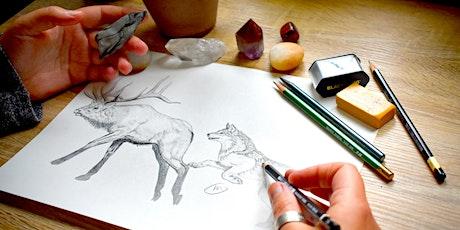 Art & Evolution: Drawing Animals w/ Megan McGrath tickets