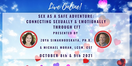 Sex as a Safe Adventure: Connecting Sexually and Emotionally Through EFT tickets