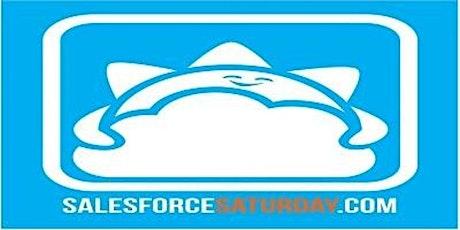 Boston's April '21 Salesforce Saturday entradas