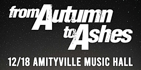 From Autumn to Ashes tickets
