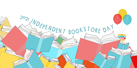 Independent Bookstore Day! tickets