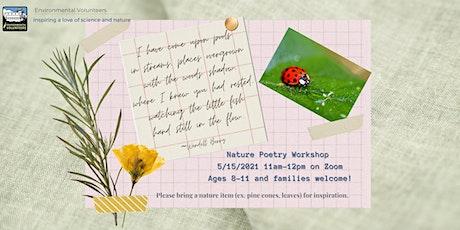 Nature Poetry Program tickets