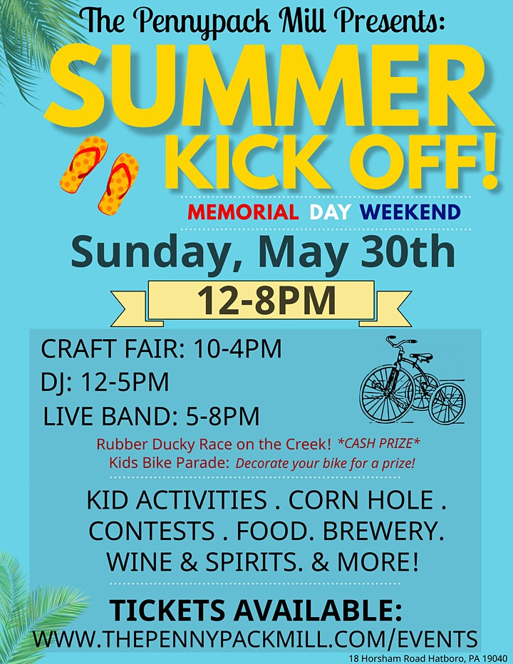 Summer Kick Off! image