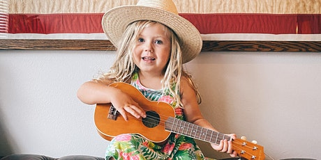 Kids Musical Playtime with Miss Emily - Virtual Benefit (ages 3-6 ) tickets