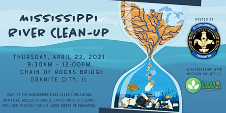 River Clean-Up with St. Louis Aquarium Foundation tickets