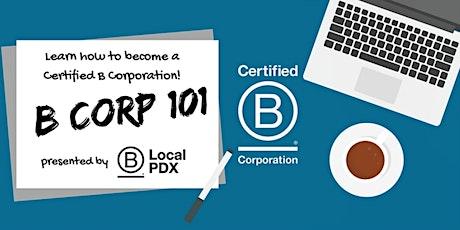 April B Corp 101 For Prospective Bs ingressos