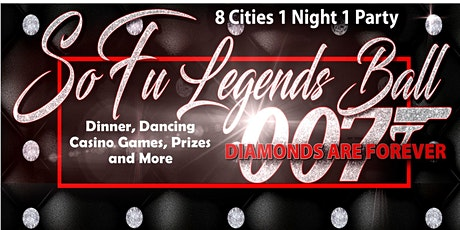 The SoFu Legends Ball tickets