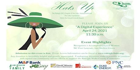 11th Annual Emerald Award Virtual Luncheon tickets