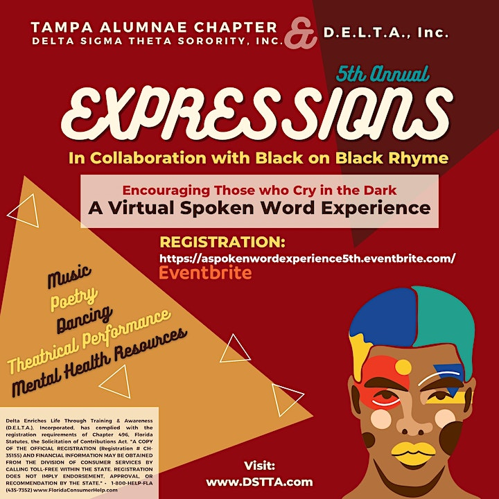 5th Annual Expressions of Determination, Strength, and Triumph image