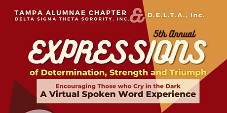 5th Annual Expressions of Determination, Strength, and Triumph tickets