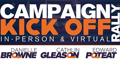 Mount Vernon Forward Coalition Campaign Kickoff Rally tickets