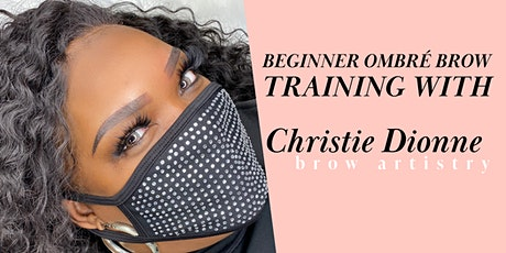 Ombre Powder Brow Shading - Beginner Group Training tickets