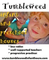 Waitlist for Tumbleweed Infant and Preschool House