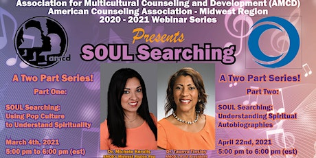SOUL Searching:  Using Pop Culture to Understand Spirituality (Part Two) tickets