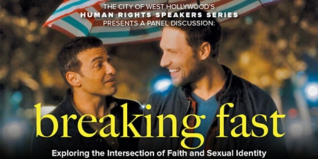 HRSS-Breaking Fast: Exploring the Intersection of Faith and Sexual Identity tickets