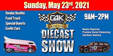C4K Diecast Show tickets