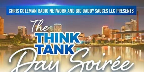 The Think Tank Day Soiree tickets