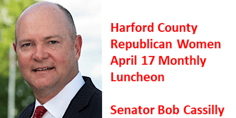HCRW April Monthly Luncheon tickets