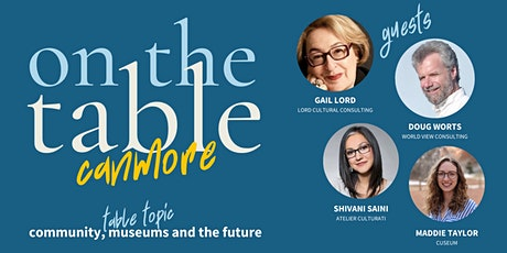 On The Table: Community, Museums and The Future tickets