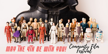 May the 4th Be With You - Community Film Festival tickets