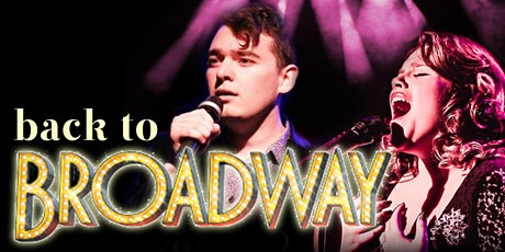 Back to Broadway! Featuring: Jordan Wolfe & Michelle Dowdy tickets