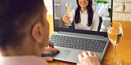 Toronto Virtual Speed Dating | Fancy a Go? | Singles Events Age 40-52 tickets