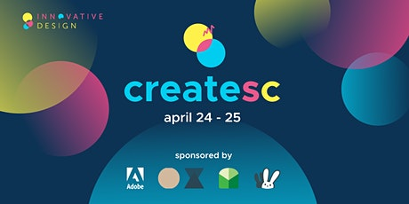 CreateSC 2021 tickets
