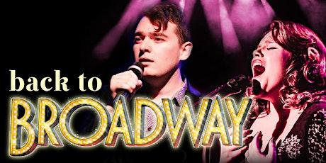 Broadway Masterclass tickets