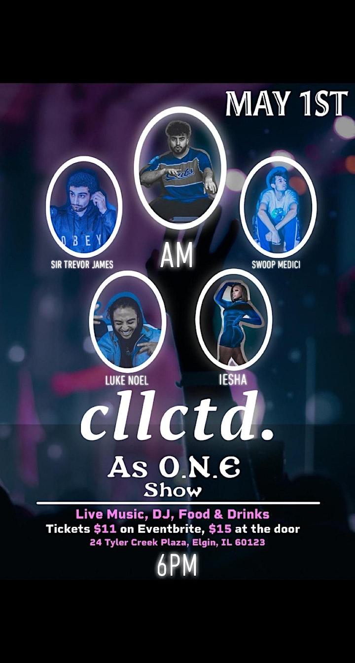Cllctd. As O.N.E, Show image