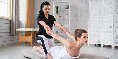 Extend Your Career with Body Mechanics (for Massage Therapists) SJ tickets