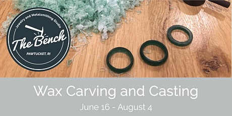 Intro to Wax Carving and Casting - Jewelry Workshop tickets