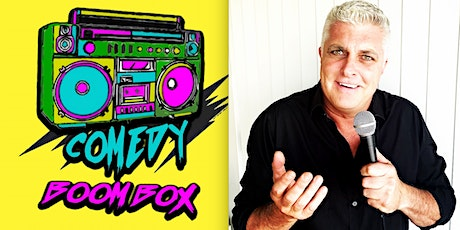 COMEDY BOOM BOX 12.15pm &  DARREN SANDERS & LINDSAY WEBB 1.45pm tickets