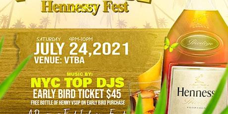 Privilege VSOP Hennessy Fest tickets