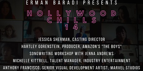 Hollywood Chills 14: Virtual Entertainment Summit tickets