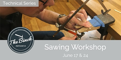 Sawing Techniques - Jewelry Workshop tickets