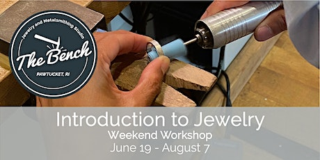 Introduction to Jewelry - Weekend Class tickets