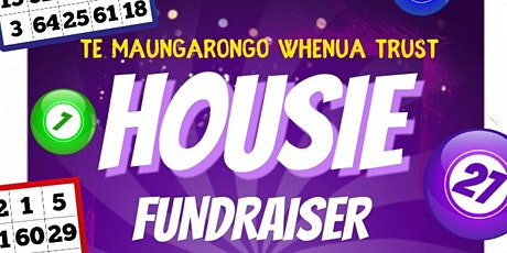 TE MAUNGARONGO WHENUA TRUST HOUSIE tickets