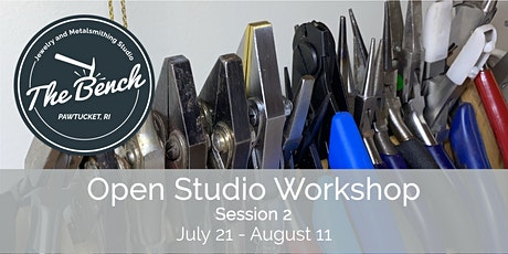 Summer Open Studio - Jewelry Workshop (Session 2) tickets
