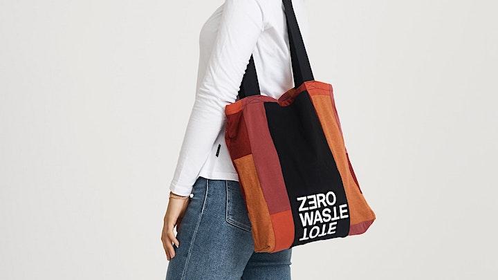 DIY Zero Waste Scarf / Tote Workshop –Citizen Wolf x Fashion Revolution image