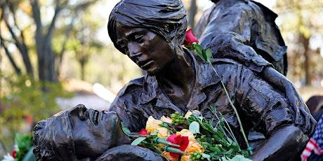 The Vietnam War and The Vietnam Veterans Memorial - Livestream Program tickets