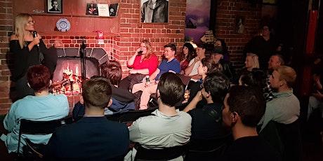 #YesAllWomen Comedy - Thu 15 Apr - 7.30 PM tickets