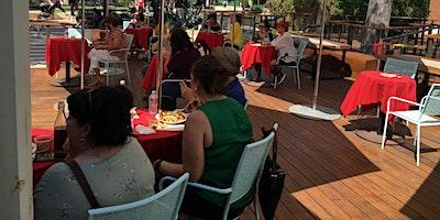 Carmen's summer events  Jazz, Poetry & Flamenco at Hemisfair