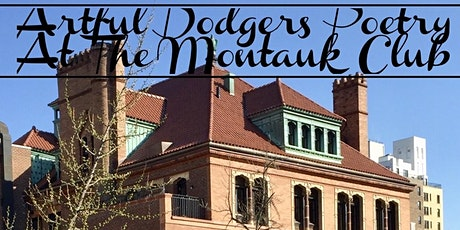 Artful Dodgers Poetry Open Mic Featuring Ann Drysdale tickets