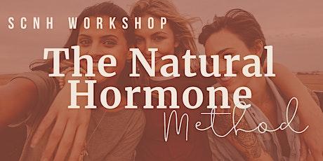 The Natural Hormone Method Workshop tickets