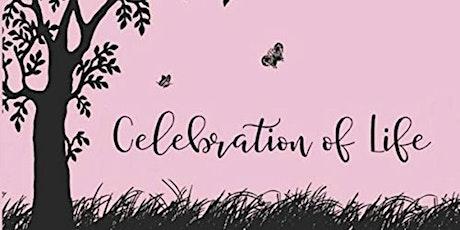 Celebration of Life for Brenda Stribling tickets