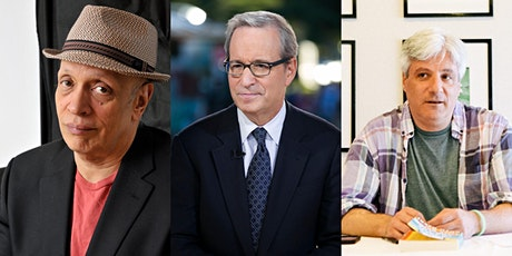 Walter Mosley, Ron Brownstein, David Ulin |  L.A.T. Festival of Books 2021 tickets
