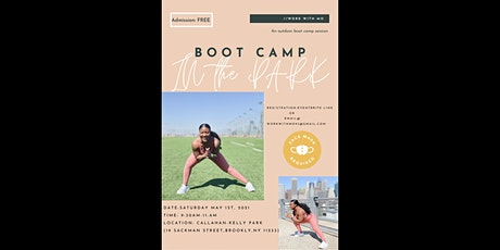 BOOT CAMP 2021 tickets
