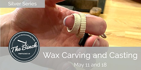 Wax Carving and Silver Casting - Jewelry Workshop tickets