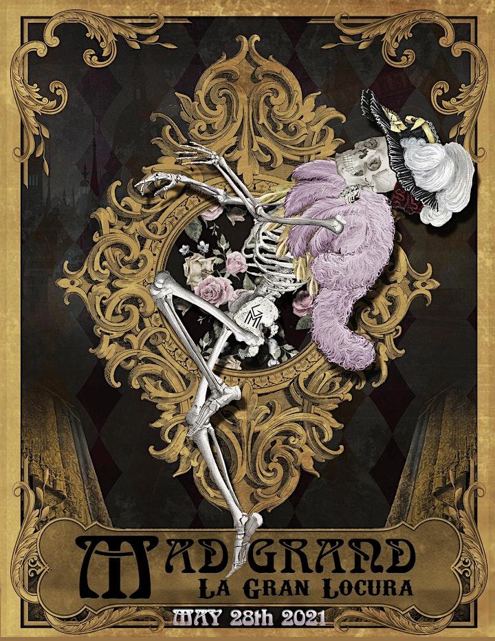 Mad Grand: El Show de la Gran Locura image