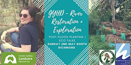 GYHD - River Restoration + Exploration tickets